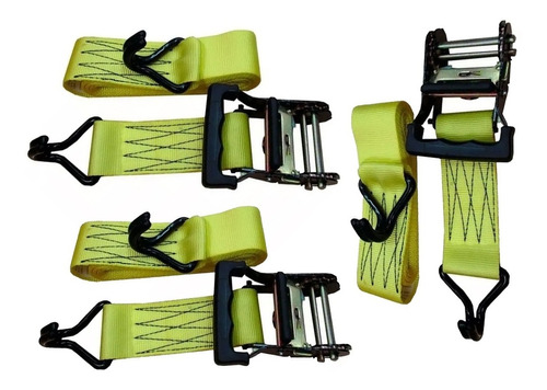 3 cinta amarre crique zuncho 6 metros 2 tn envio gratis