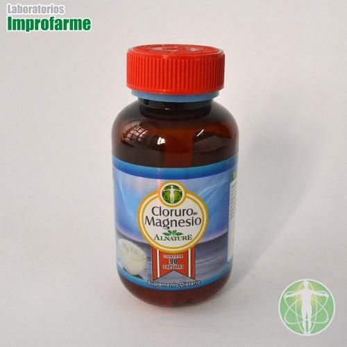 3 cloruros de magnesio con colágeno y d3 x 90 cápsulas