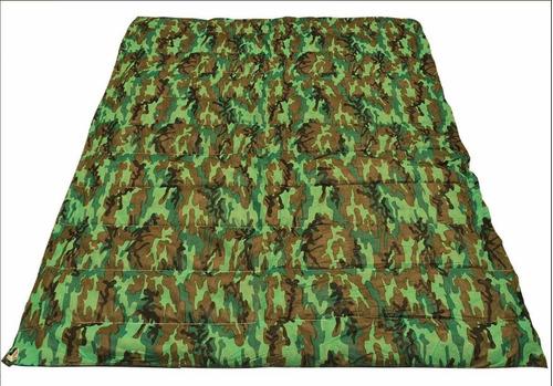 3 colchonetes camping casal acampamento 190x130 cm
