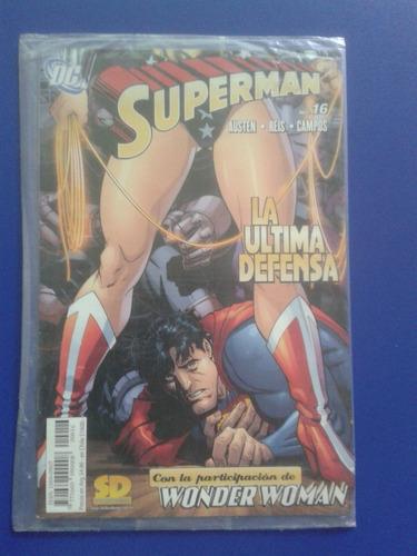 3 comics superman dc comics nuevos empacados