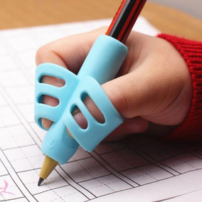 3 Corrector Escritura Postura Para Lápiz Pluma Niños Kinder