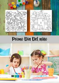 3 Cuadros De 20x20cacrílico Regalo Creativo Dia Del Niño