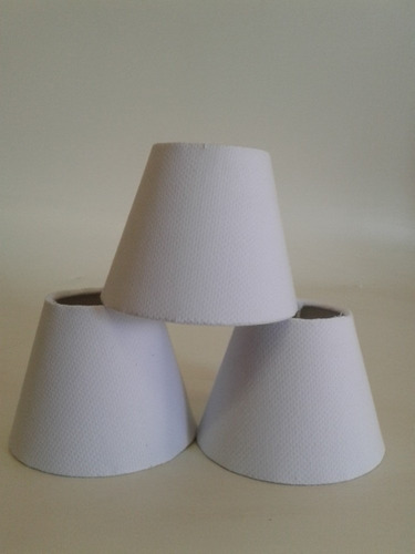 3 cúpulas piquet para lustre para quarto infantil