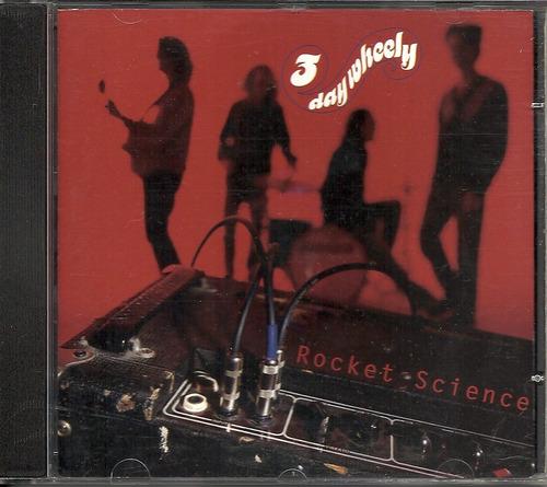 3 day wheely rocket science 1995 cd(ex/ex)cd import***