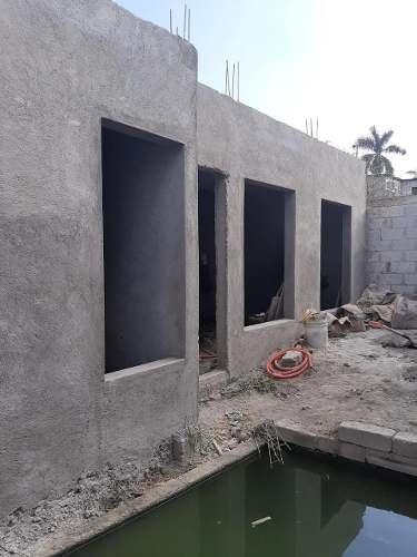 3 de mayo preventa casa sola de 1 piso se entrega terminada