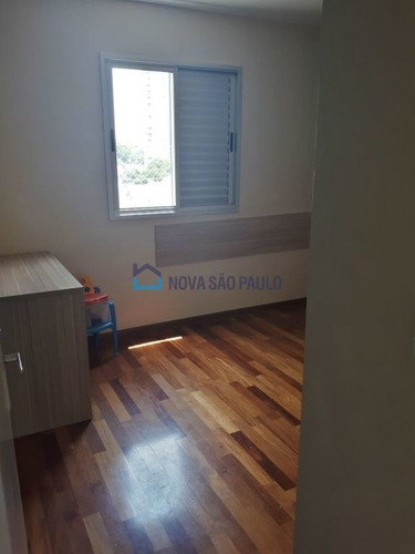 3 dormitórios, 1 suite, 01 vaga, moveis planejados em vila da mercês - bi25525