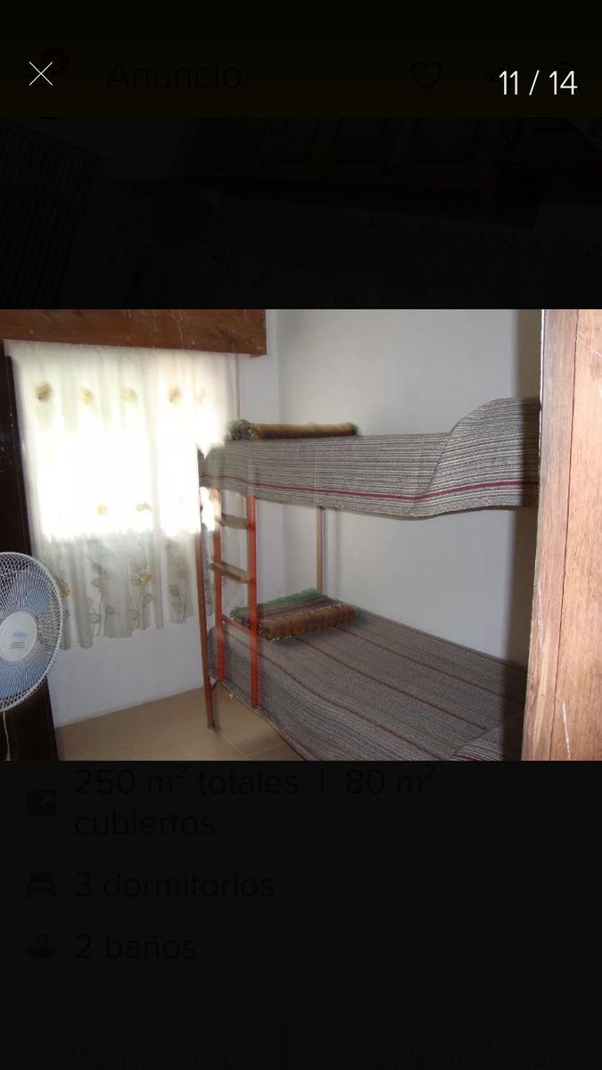 3 dormitorios 2 baños a una y media de la playa
