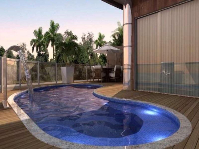 3 dormitorios 2 vagas praia brava vista mar balneário camboriu - 3d798 - 3286058