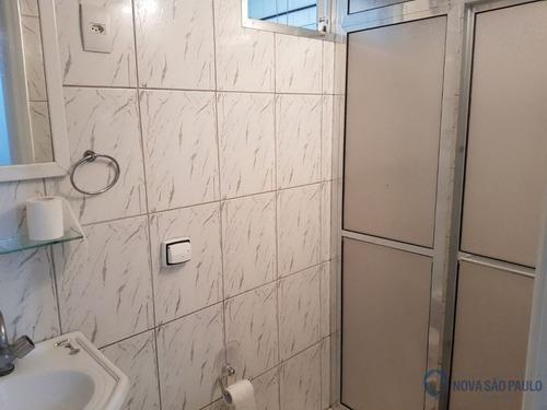3 dormitórios, 80 útil, garagem,  700 metros metro chácara klabin - bi22115