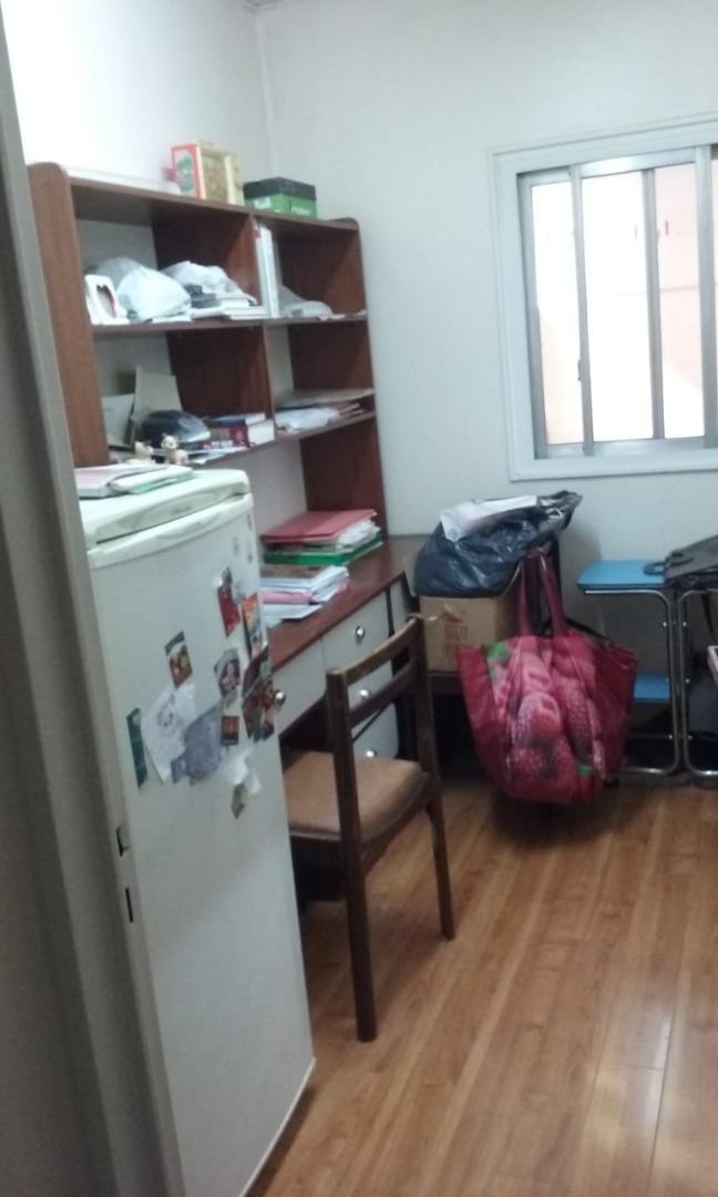3 dormitorios con cochera y patio