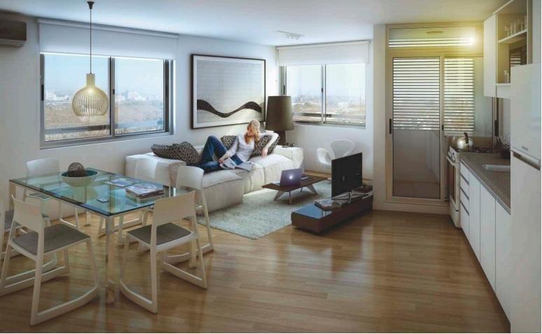 3 dormitorios con garaje doble!