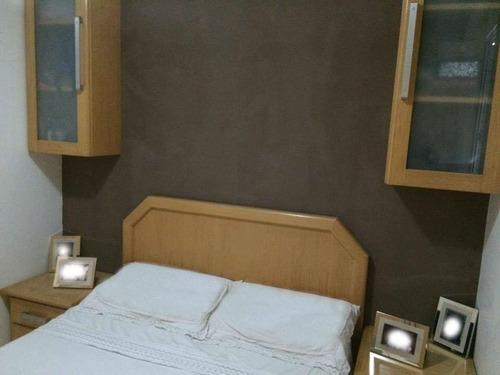 3 dormitórios, lazer completo. - ap8137