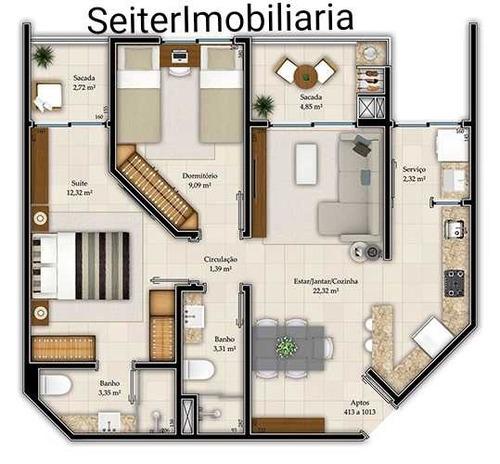 3 dormitorios no abraao