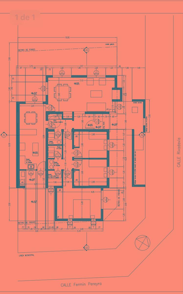 3 dormitorios | rivadavia 1200