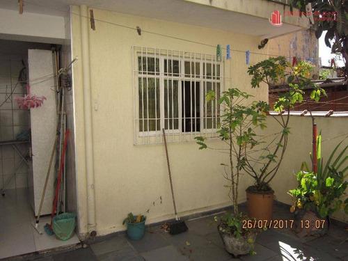 3 dorms sendo 1 suìte, quintal com churrasqueira, jabaquara, são paulo - ca0129. - ca0129