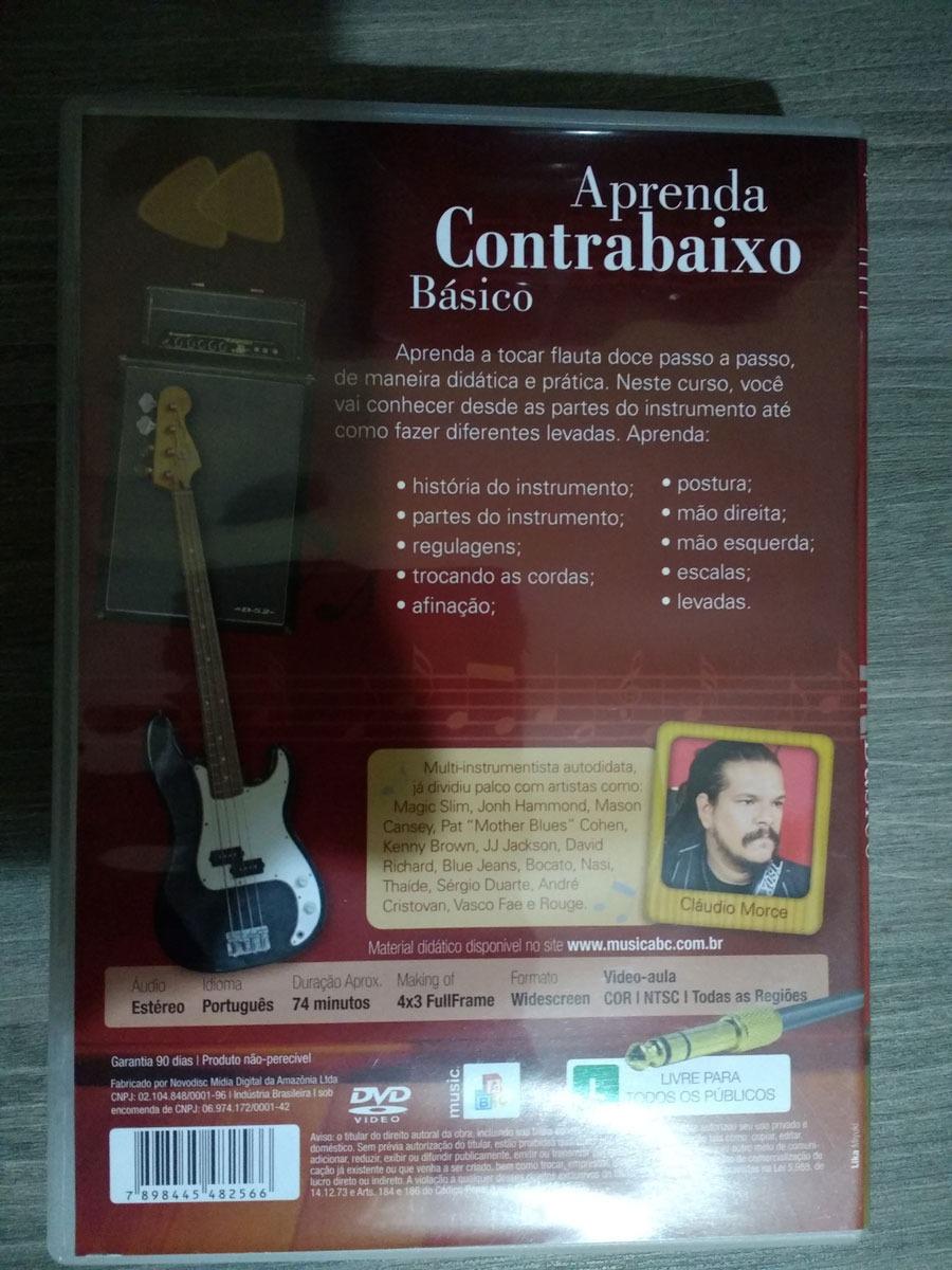 GRÁTIS DE CONTRABAIXO DVD DE AULA DOWNLOAD