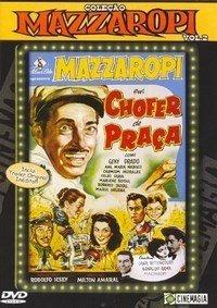 3 dvds mazzaropi coleção chofer de praça filme comédia novo!