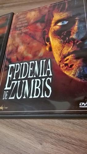 3 dvds terror trash (vincent price, edgar allan poe,zumbis