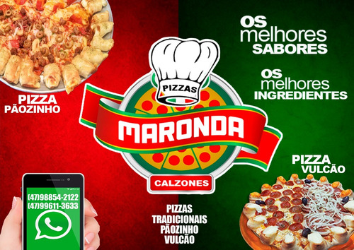 3 em   1    pizzaria . marmitaria . e açougue.,e mercado