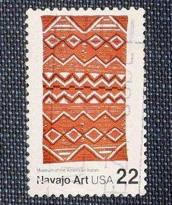 3 estampilas usa indian navajo art remington winslow homer