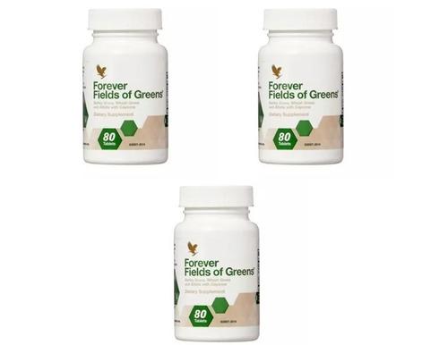 3 fields of greens forever living emagreça com saúde natural