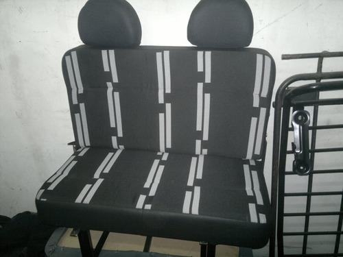 3 fila de asiento para partner,qubo,fiorino,kangoo,berlingo