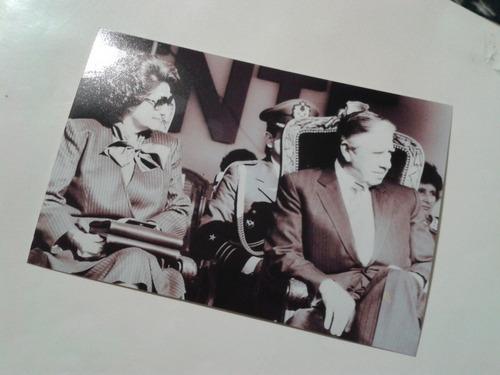 3 fotografias de augusto pinochet (3)
