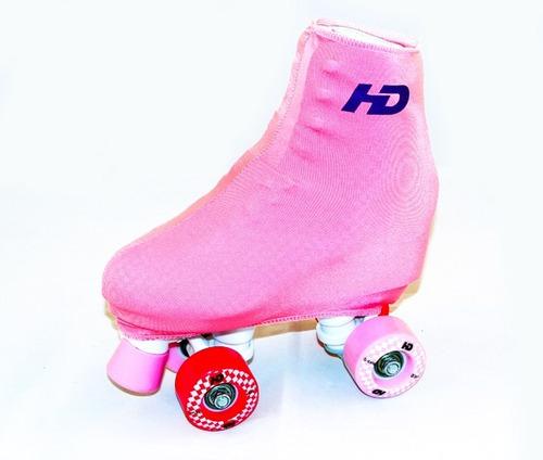 3 fundas de patin cubre patin artistico + envio gratis