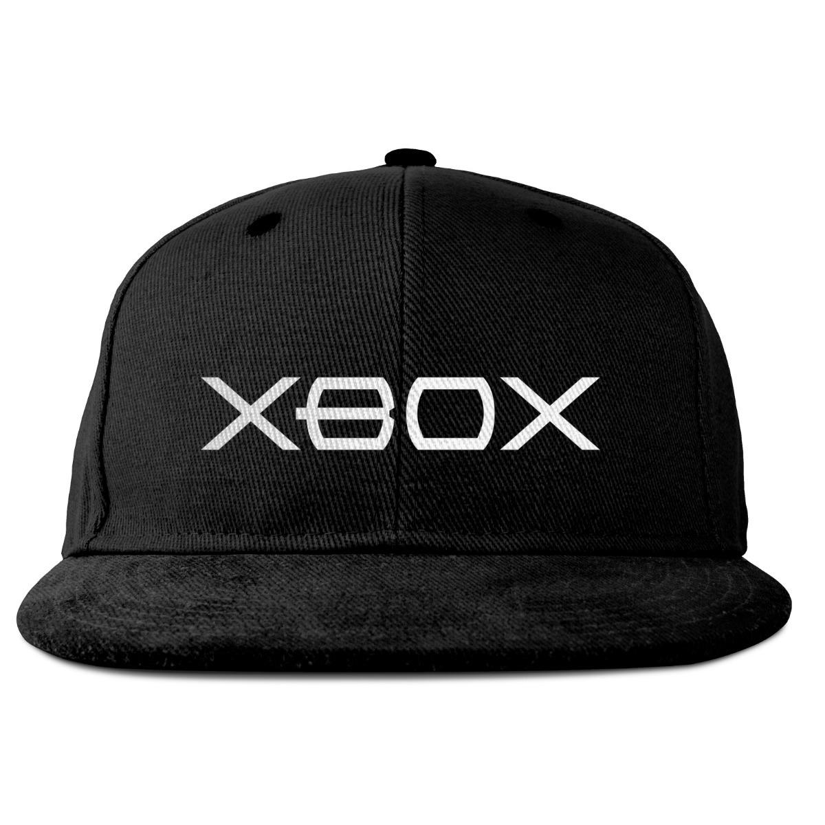 d2cb1882055 3 Gorra De Xbox   Snapback Plana -   350.00 en Mercado Libre