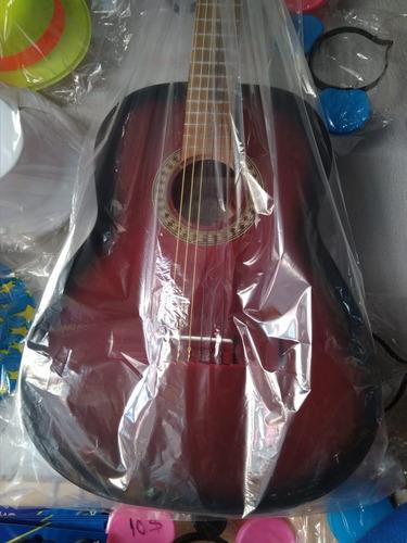 3 guitarra acustica paracho michoacan colores adulto