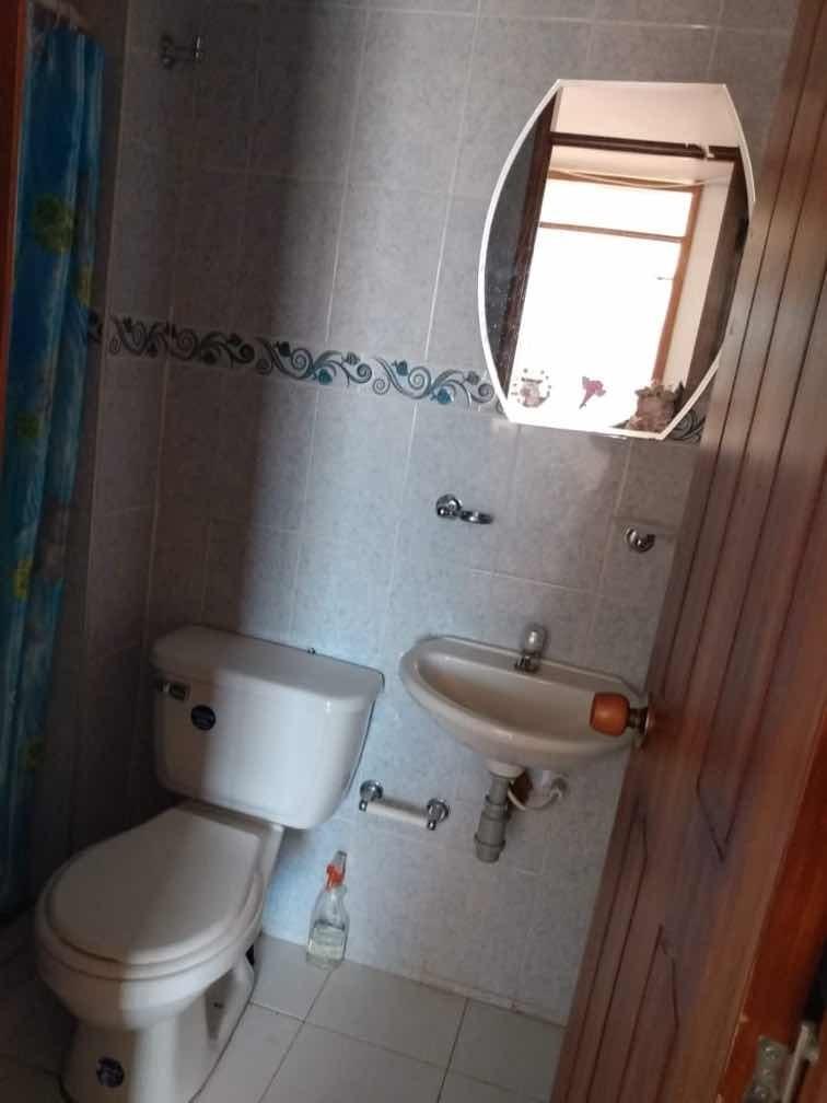 3 habitaciones 1 baño
