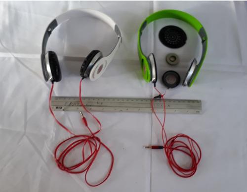 3 headphone fone ouvido p2 não funciona cod 1246