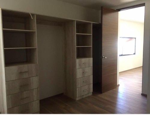 3 hermosas casas nuevas en venta en privada av. tlacote (nb-)