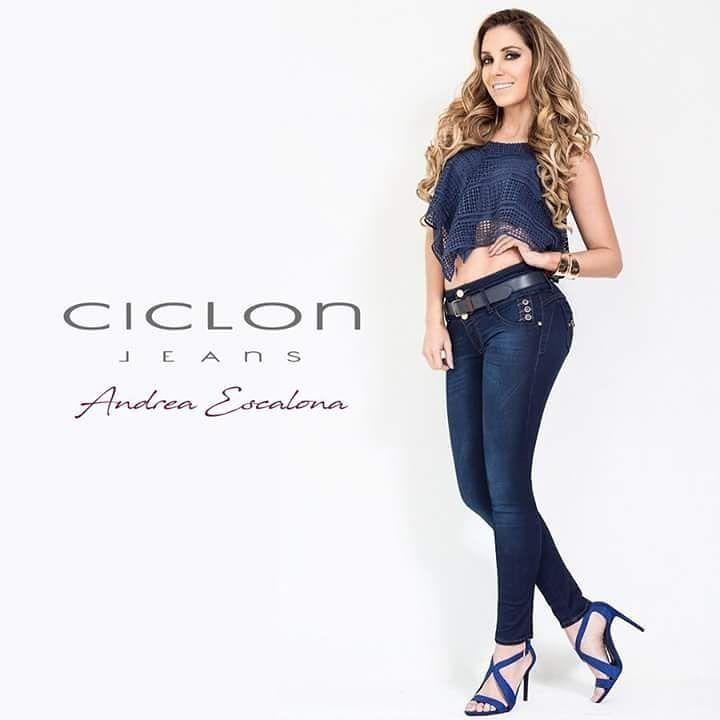 fed5c75a88 3 Jeans Ciclón Pantalón Colombiano Push Up Moda Mujer 0017 ...