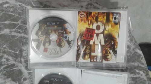3 juegos originales de play 3
