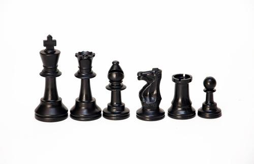 3 juegos profesionalestipo staunton c/tablero