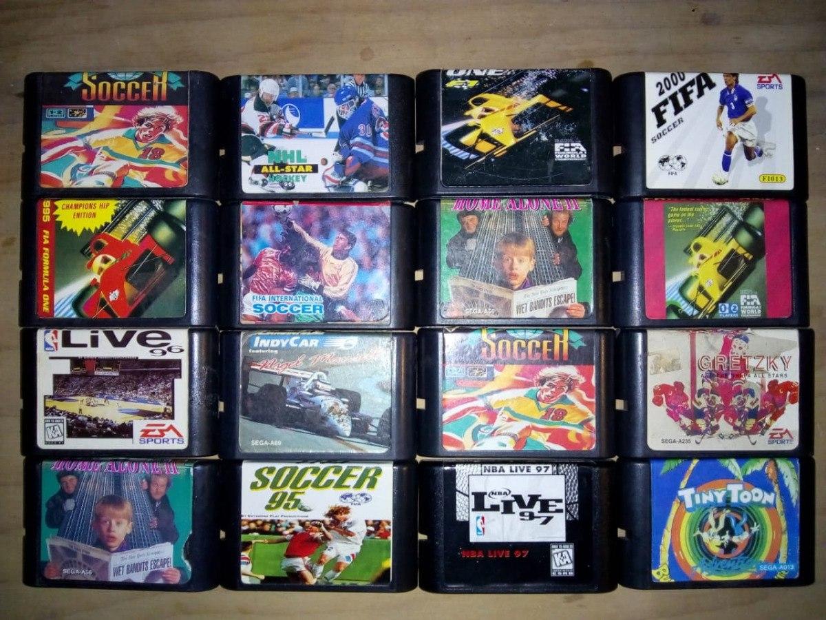 3 Juegos X 200 Sega Genesis Consultar Stock 200 00 En