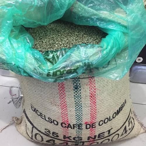 3 kg café grano colombia  50% off tueste hoy
