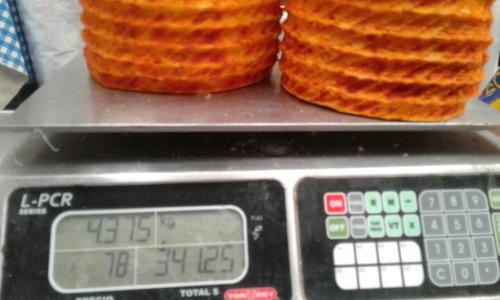 3  kilo queso enchilado de teloloapan 2 pzas