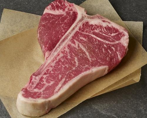 3 kilos de t bone steak crudo