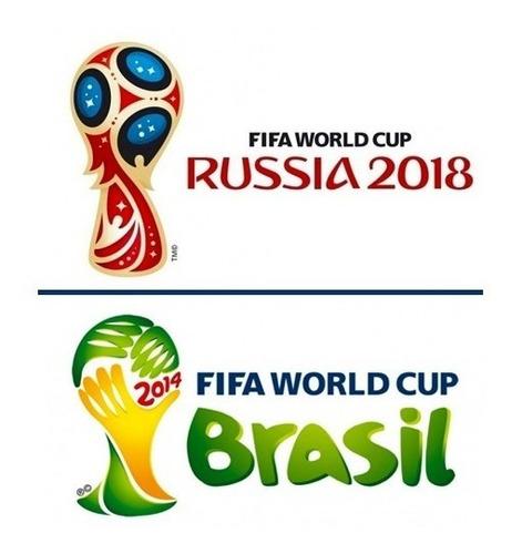 3 láminas x 1000 mundial rusia 2018 brasil 2014 panini álbum