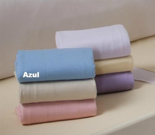 3 lençóis malha berço americano e 3 fronhas - arrumadinho