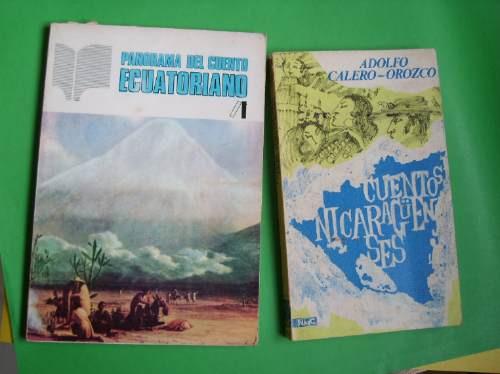3 libros latinoamericanos-ciro alegría-nicaragua-ecuador