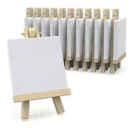 3 lienzo  x3  pintar caballete, materiales arte  academia (
