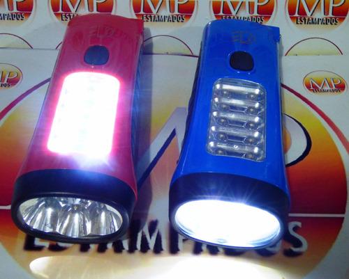 3 linternas de emergencia recargable con radio