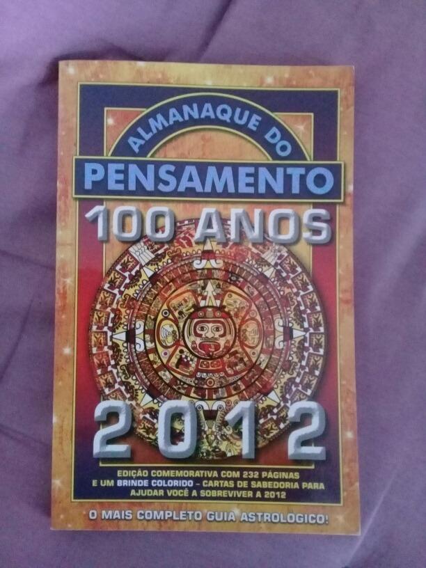 almanaque do pensamento 2012