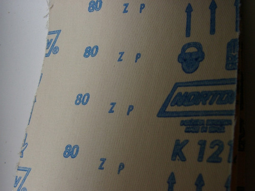 3 lixas de cinta 920x100mm grão 050-080-120  madeira