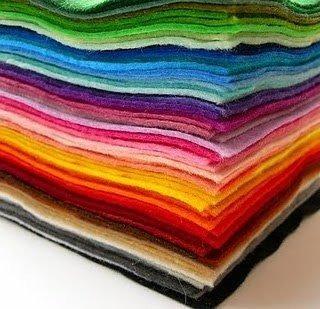 3 metros de feltro artesanato patchwork