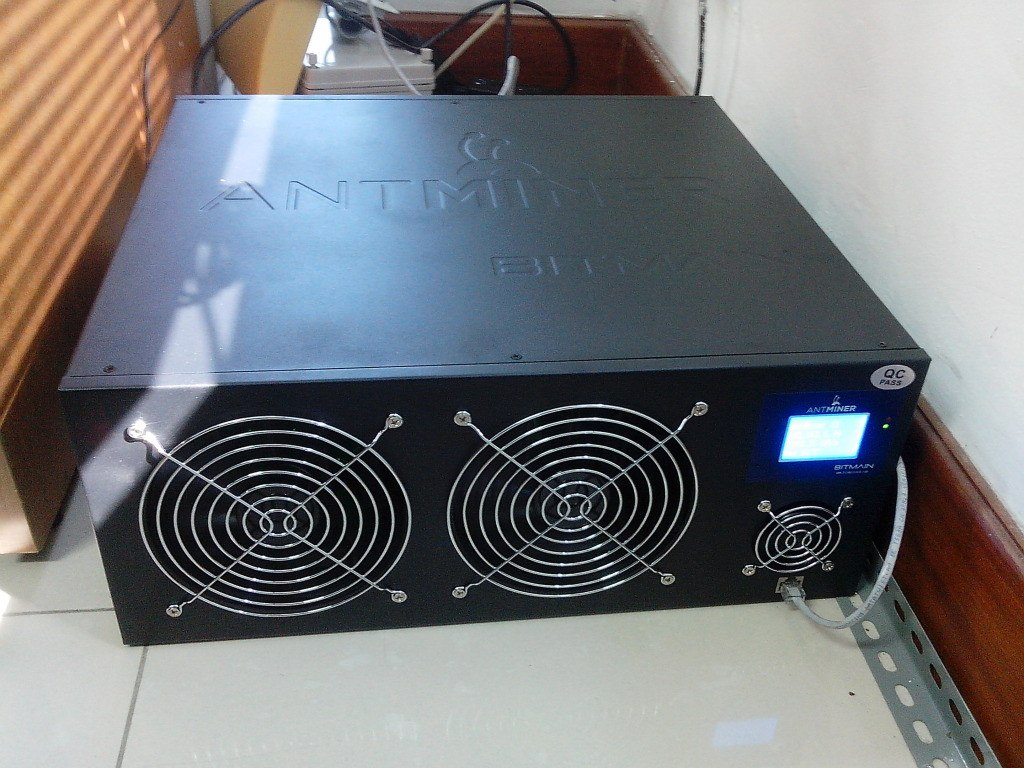 antminer s2 cgminer