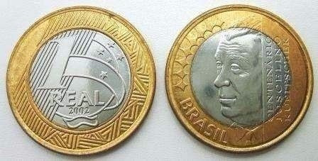 3 moeda comemorativas 1 real 40/50 anos e juscelino